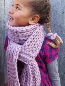 "Image of Kit tricot echarpe ""Noah"""