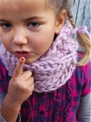"""Image of Kit tricot col """"Little Lou"""""""