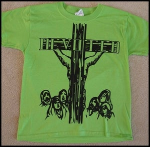 "Image of ""DEVOTED"" Glory Green/Black Color Way"