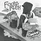 Image of FOOLS RUSH/ABOLITIONIST split 7""