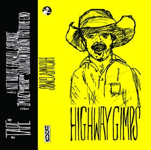 """Image of Highway Gimps """"Tape"""" *Limited Re-Press - 100 Copies*"""