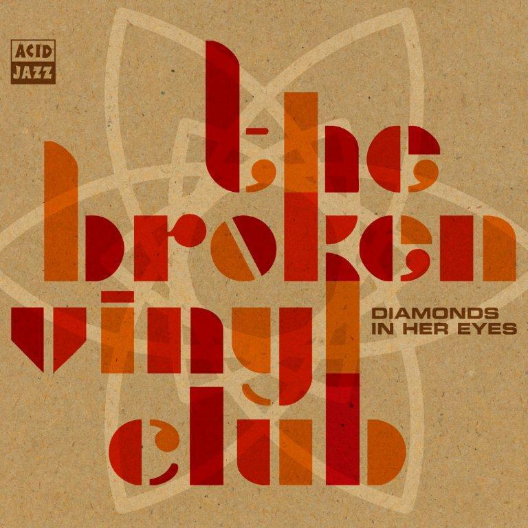 "Image of The Broken Vinyl Club - Diamonds In Her Eyes 7"""