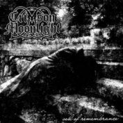 Image of Crimson Moonlight- Veil Of Remembrance - RRCD022