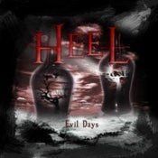 Image of Heel- Evil Days - RRCD033