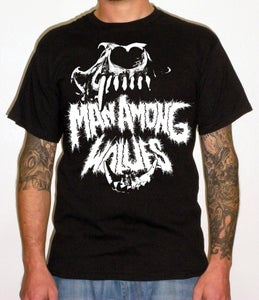 "Image of ""Wolf Skull"" Shirt"