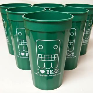 Image of I Heart Beer Cup