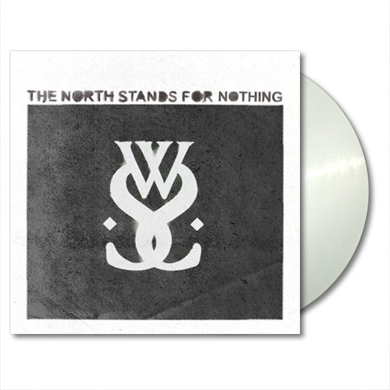 "Image of While She Sleeps - ""The North Stands For Nothing"" 10"" WHITE Vinyl"