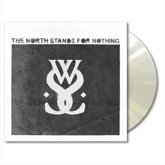 "Image of While She Sleeps - ""The North Stands For Nothing"" 10"" CLEAR Vinyl"