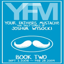 Image of Your Fathers Mustache - Book 2