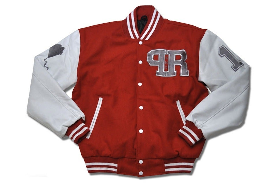 Image of Bull Red Varsity Jackets