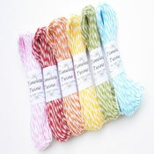 Image of Bakers Twine Small Party Pack by Timeless Twine™ ~ 60 Yards