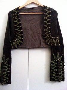 Image of vintage original 60's military jacket