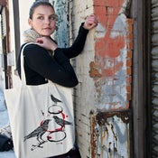 Image of Murder of Crows Tote