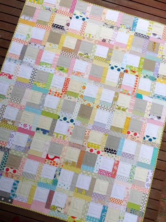 Image of Tiffany Quilt Pattern (pdf file)