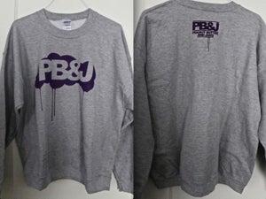 Image of PB&J's Crew Neck Sweatshirt