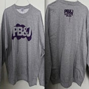 Image of PB&J's Crew Neck Sweatshirt