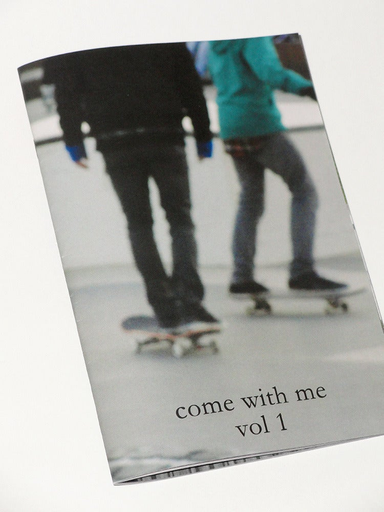 Image of come with me - vol 1