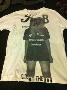 Image of Do It Today TEE w/ FREE CD!