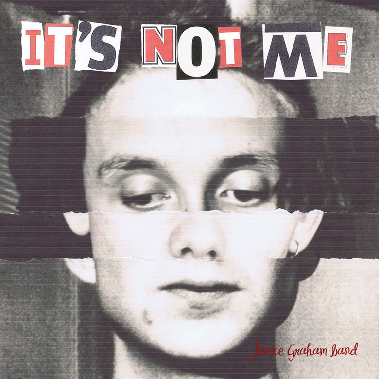 Image of Janice Graham Band - It's Not Me LP or CD
