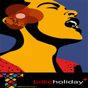 Image of Limited Edition Tribute Billie Holiday Poster