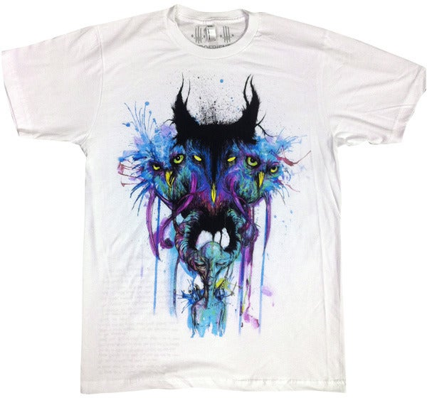 Image of Owlex | by Alex Pardee | T Shirt