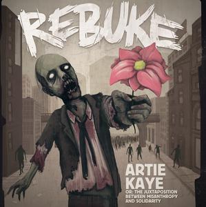 """Image of Rebuke - Artie Kaye 7"""""""