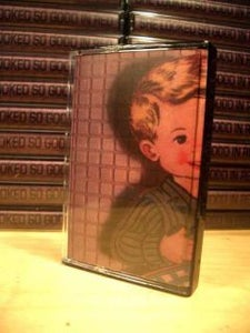 """Image of High School Confidential """"She Looked So Good In Red"""" Cassette"""