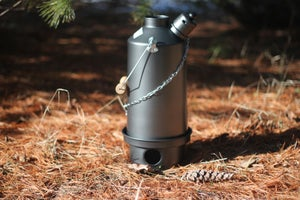 "Image of Ghillie Kettle 1.5 liter ANODIZED - Adventurer ""COMPLETE KIT"""