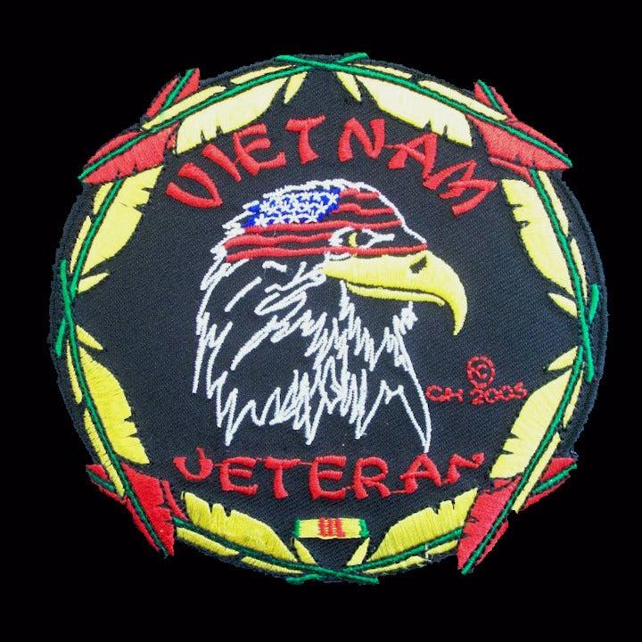 Image of VIETNAM VETERAN FEATHERS - P14