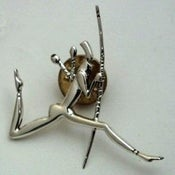 Image of Bushman pin