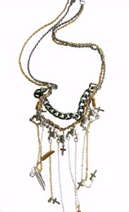 Image of Cave Skull Necklace