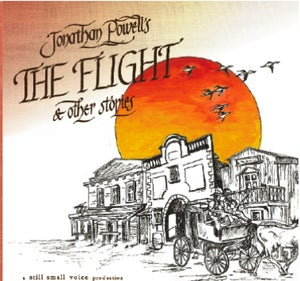 Image of The Flight & Other Stories by Jonathan Powell
