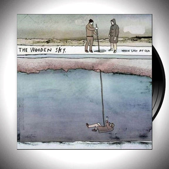 Image of When Lost At Sea LP (incl. shipping)