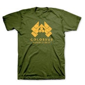 "Image of Colossus ""Nakatomi"" T-Shirt"