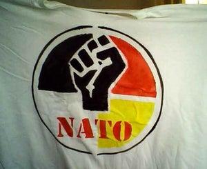 Image of NATO - Native Americans Take Over!