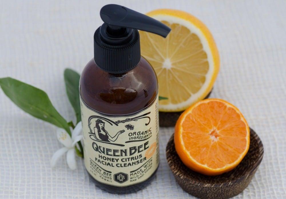 Image of Honey Cleanser 4oz.