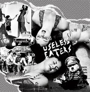 """Image of Useless Eaters - The Moves 7"""" EP"""