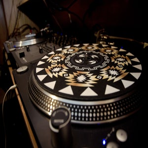 "Image of ""Heritage"" Turntable Slipmat"