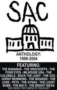 Image of VARIOUS - Sacramento Records Anthology: 1999 - 2004 (CASS)
