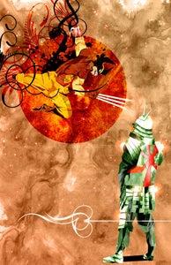 Image of Wolverine Print