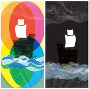 Image of Ghost Ships 2 Art Print Set