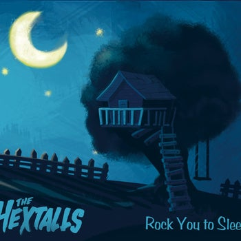 Image of The Hextalls - Rock You To Sleep LP