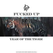Image of Year of the Tiger 12""