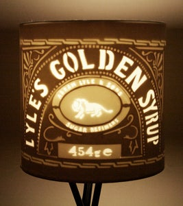Image of Shelf Life Shade- Golden Syrup