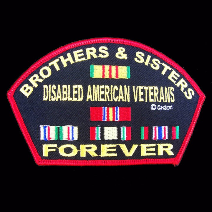 Image of DISABLED AMERICAN VETERANS - P9