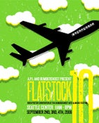 Image of Flatstock 10 Rock Poster Exhibition - Seattle