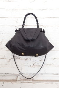 Image of no. 315 goat leather hand bag