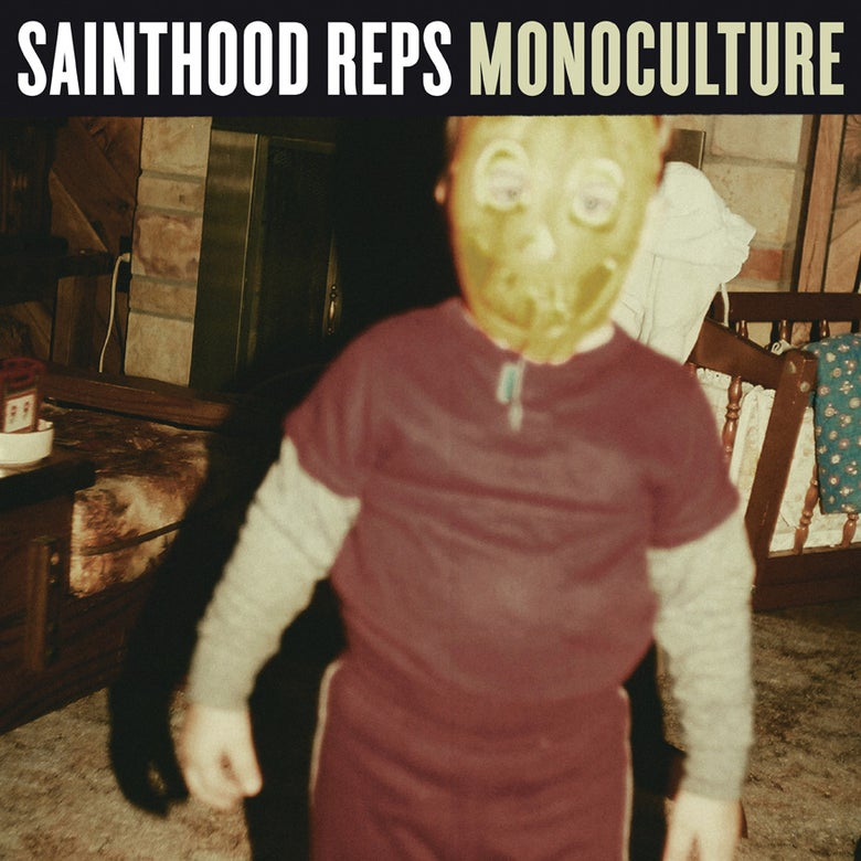 Image of Sainthood Reps - Monoculture LP