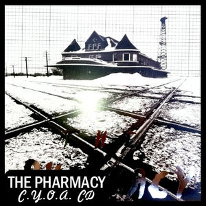 "Image of The Pharmacy ""Choose Yr Own Adventure"" CD DSBR011"