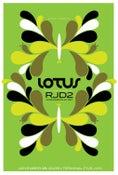 Image of Lotus, with RJD2 & Junior Boys DJ Set Show Poster
